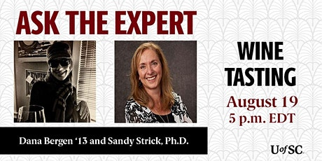 Ask the Expert: Wine Tasting 2.0 tickets
