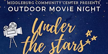 MCC Outdoor Movie Under the Stars tickets