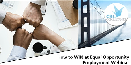 How to WIN at Equal Opportunity Employment tickets