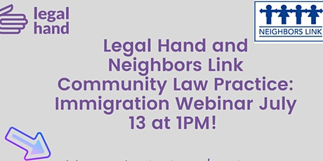 Know Your Rights: Immigration Webinar with Neighbors Link tickets