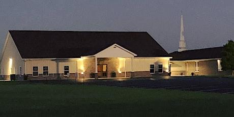 Parkway Baptist Church 11am Service 07/19/2020 tickets