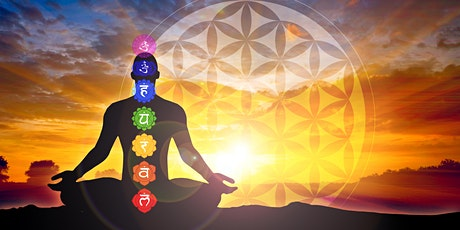 Free Chakra & Energy Clearing Meditation tickets