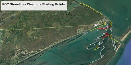 Port O'Connor Shorelines Clean Up tickets