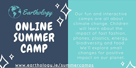Climate Change Summer Camps tickets