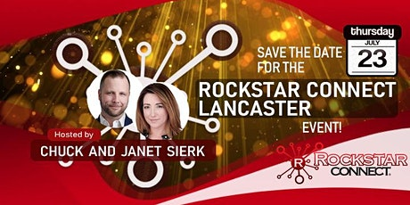 Free Rockstar Connect Lancaster Networking Event (July, Lancaster) tickets