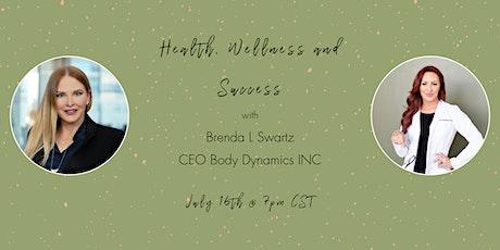 Health, Wellness & Success tickets
