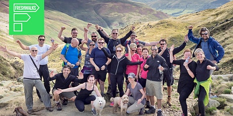 Build Back Better: Edale to Kinder Scout tickets