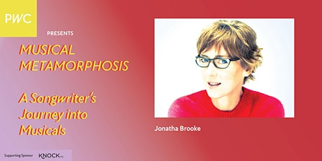 MUSICAL METAMORPHOSIS: A Songwriter's Journey into Musicals tickets