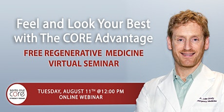 Virtual Regenerative Medicine Seminar tickets