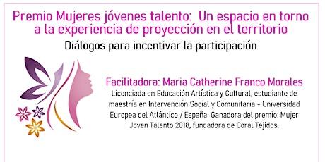 Premio Mujeres Jóvenes Talento ingressos