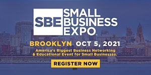 Small Business Expo 2021 - BROOKLYN