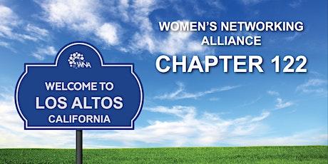 Women's Networking Alliance Ch. 122 Meeting (Los Altos, CA) tickets