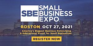 Small Business Expo 2021 - BOSTON