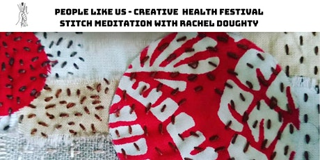 Learn How To Mindfully Stitch With Rachel Doughty tickets