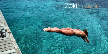 Zokit Cardiff Deep Dive - Wed 5th Aug 8am-9.30am tickets
