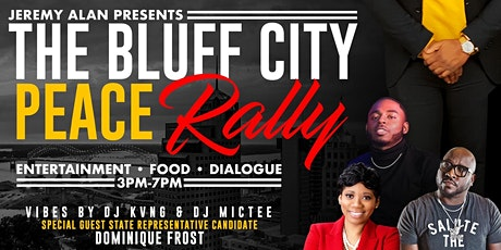 The Bluff City Peace Rally tickets