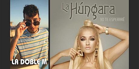 LA HUNGARA - NOLASCO - LA DOBLE M en Villamartin FESTIVAL ALBERITE entradas