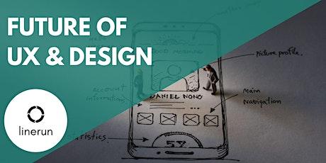 Future of UX & Design tickets