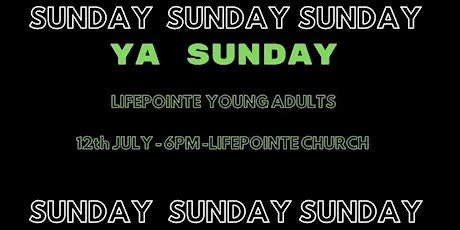 Lifepointe Young Adults tickets