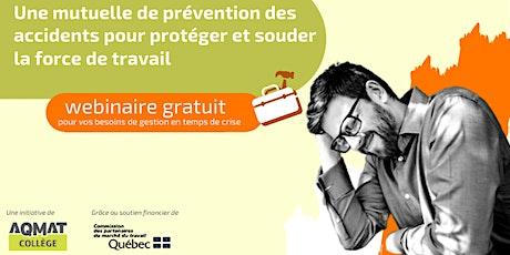 Mutuelle de prévention des accidents; Protéger / souder la force de travail tickets