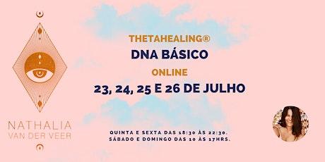 ThetaHealing DNA Básico ONLINE tickets
