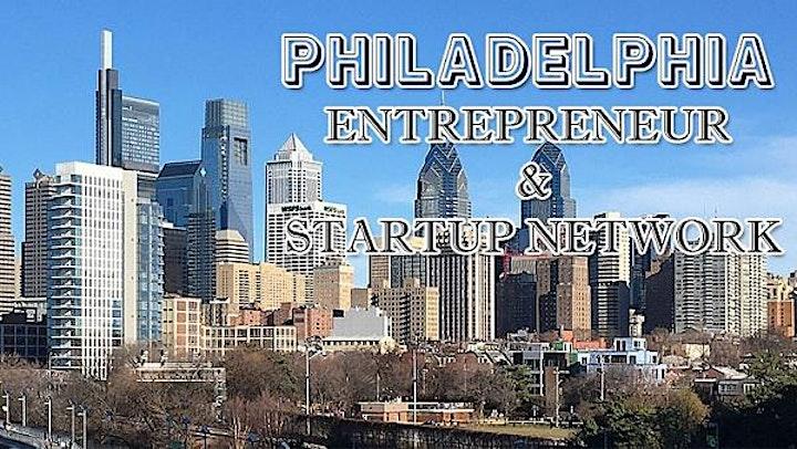 Philadelphia's Biggest Business, Tech & Entrepreneur Networking Soiree image