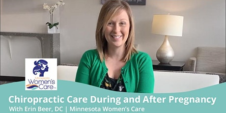 Mom's Breakfast Club: Chiropractic Care During and After Pregnancy tickets