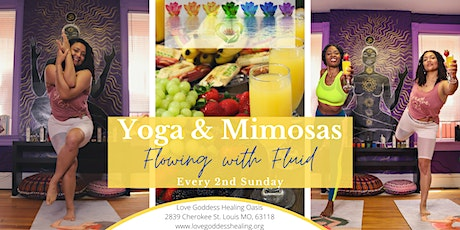 Yoga And Mimosa's tickets
