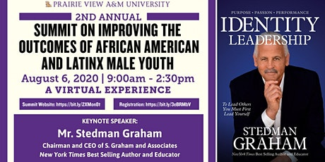 Summit on Improving the Outcomes of African American & Latinx Male Youth Tickets