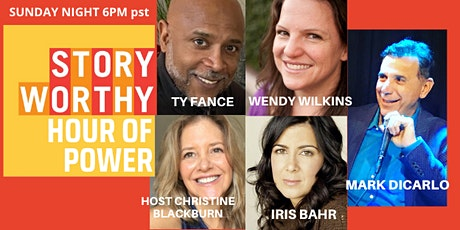 The Story Worthy Hour of Power with Christine Blackburn & Friends! tickets