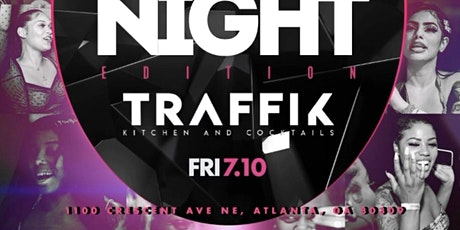 Fantasy Friday's  at TRAFFIK - Ladies Night tickets