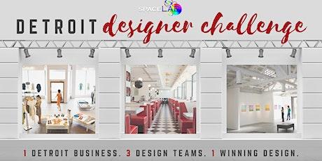 Detroit Designer Challenge tickets