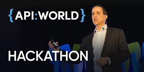 API World 2020 Hackathon tickets