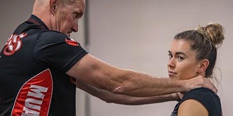 Carly Gangell: Female Self-Defense Course tickets