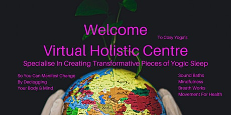 Open Day - The Virtual Holistic Centre tickets