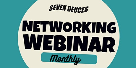 Networking Webinar biglietti