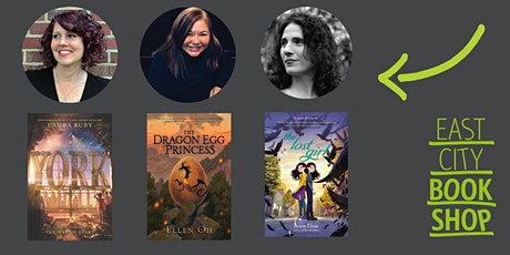 Ellen Oh, Laura Ruby, & Anne Ursu on Middle Grade Fantasy & Science-Fiction tickets
