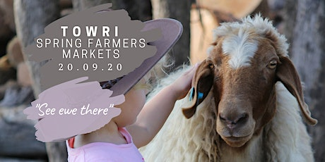 Towri Spring Farmers Markets tickets