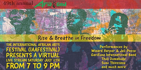49th Annual International African Arts Festival part 2 tickets