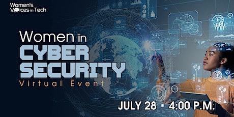 Women in Cybersecurity (Virtual) tickets