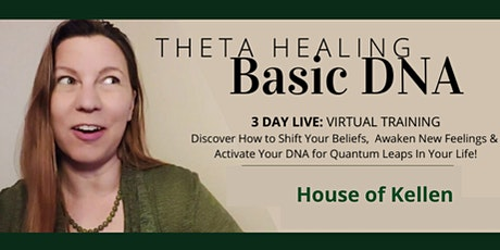 ThetaHealing Intro session tickets