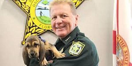 Sheriff Russ Gibson Personal Neighborhood Visit tickets