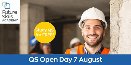 QS Open Day boletos