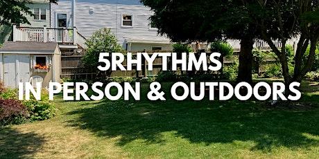 5Rhythms Outdoors - with Aaron Lifshin tickets
