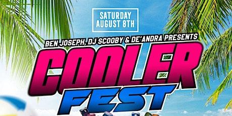 Cooler Fest Boston 1Yr Anniversary tickets