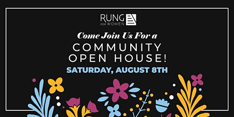 Rung for Women's Community Open House tickets