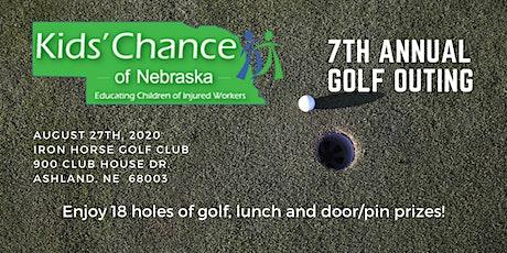 Kids' Chance of Nebraska Golf Tournament tickets