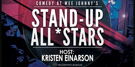 Stand-up All*Stars at Wee Johnny's tickets