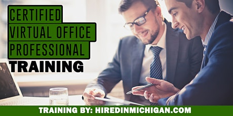 Covid-19 Certified Virtual Office Professional Training tickets