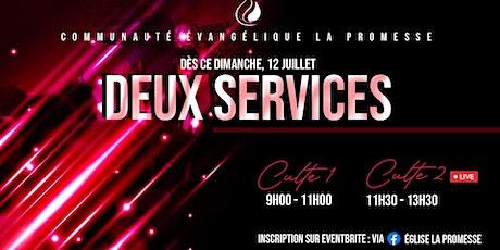 Culte dominical - Église La Promesse tickets